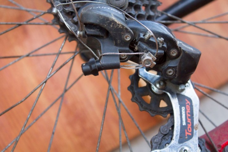 Fixed rear derailleur infinity invader